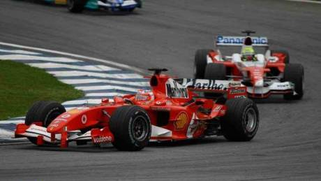 Grand Prix of Brasil 2005