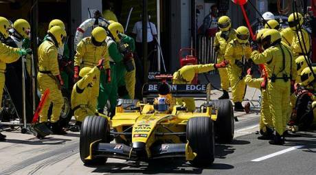 Grand Prix of Great Brittain 2005