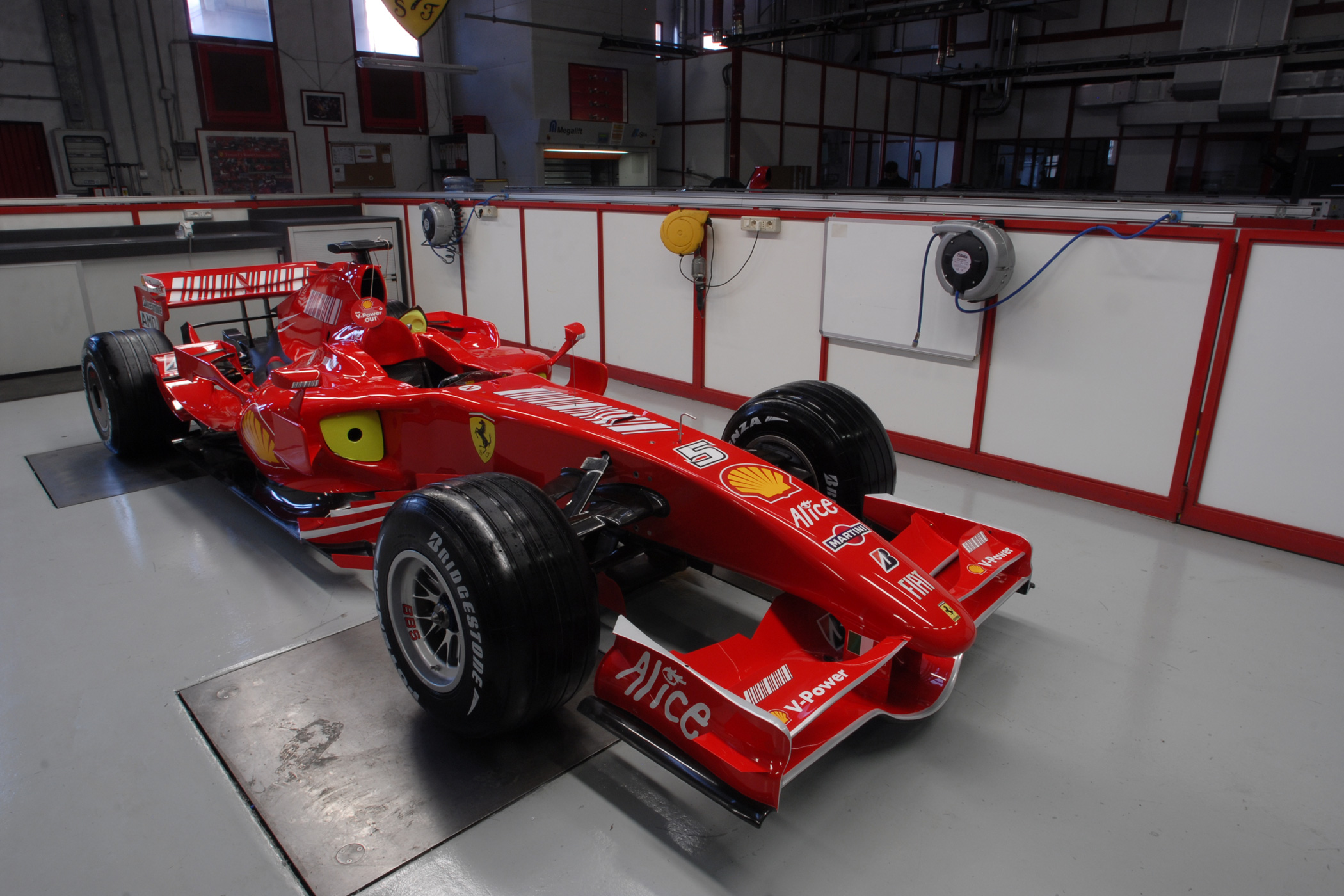 2007 ferrari f2007 f1 - forza-rossa.over-blog