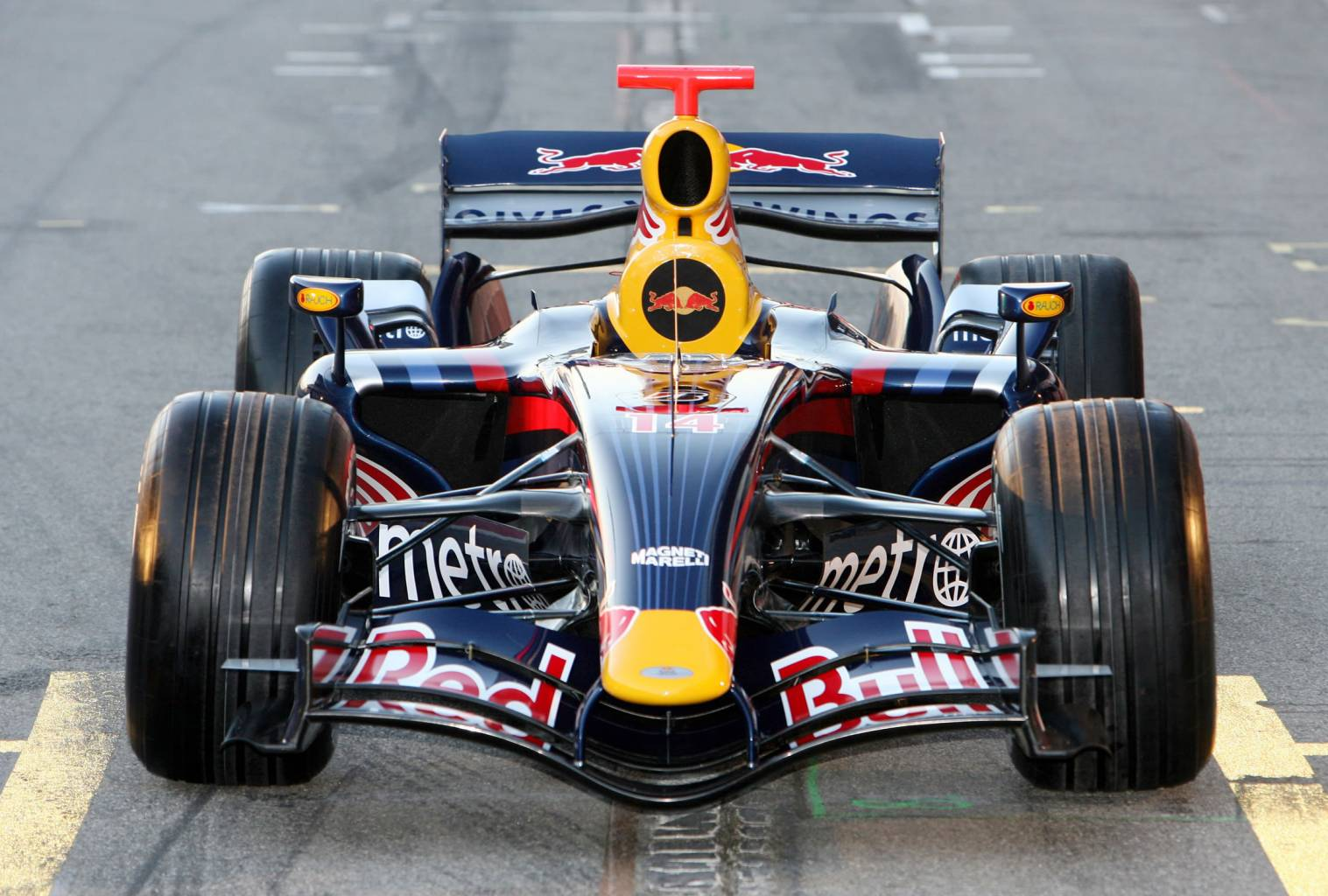 Presentation Red Bull Rb3 Marco S Formula 1 Page