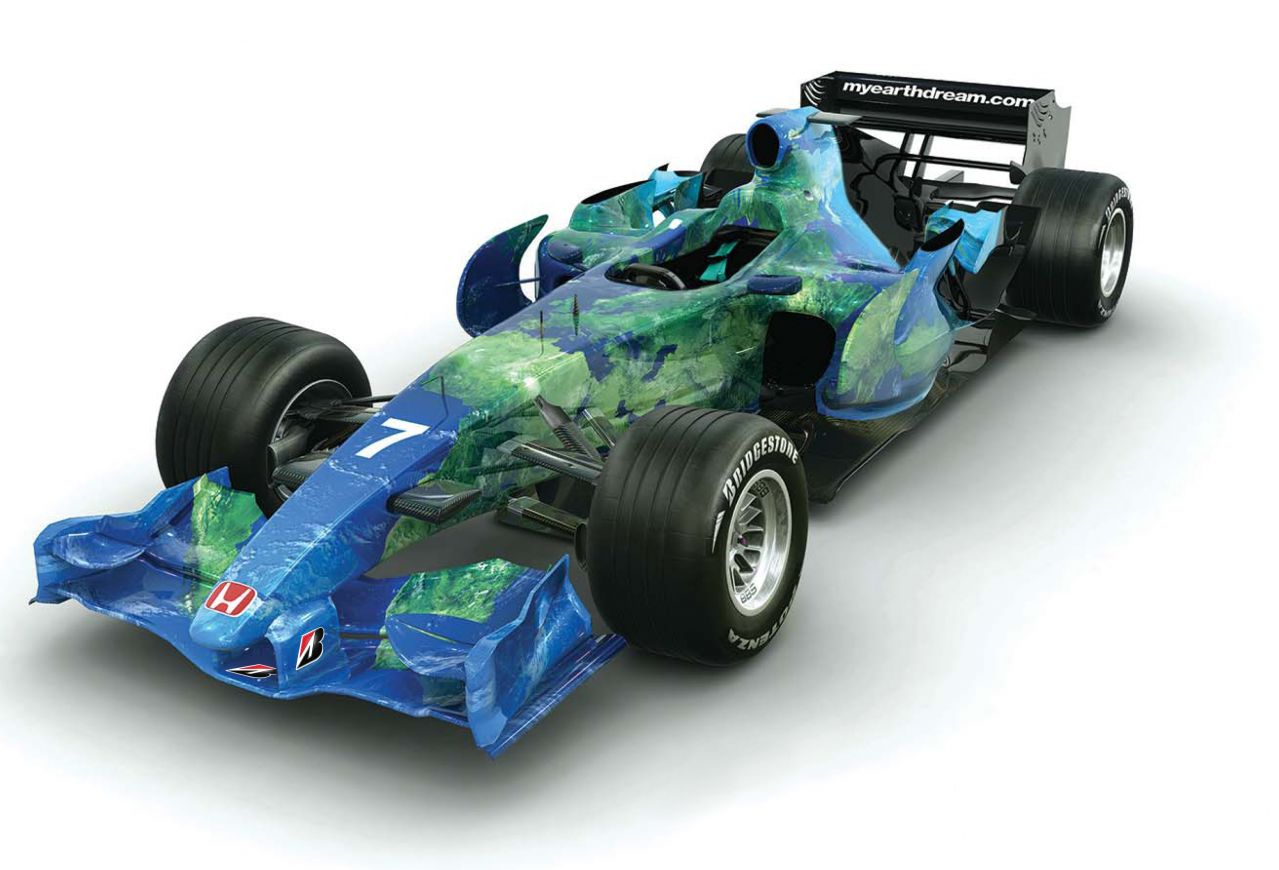 New Livery Honda RA107