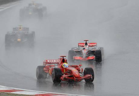 Statistics European Grand Prix of2007