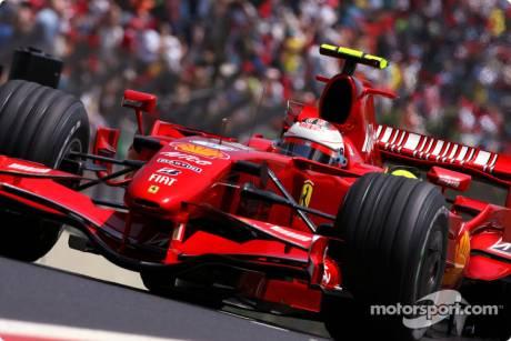 Kimi Raikkonen, ScuderiaFerrari