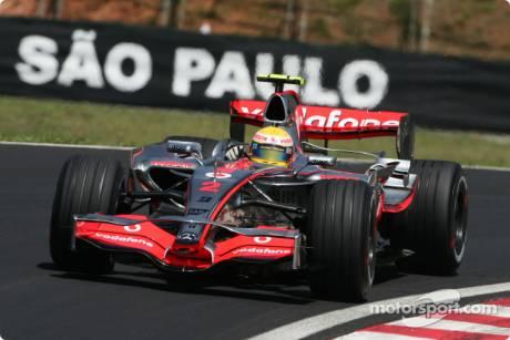Lewis Hamilton, McLaren Mercedes,MP4-22