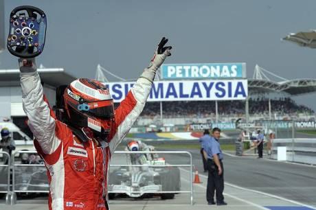 Statistics Malaysian Grand Prix of2008