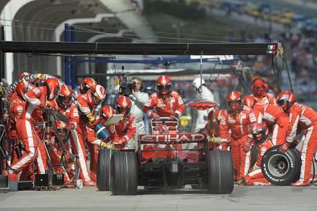 Statistics Turkish Grand Prix of 2008