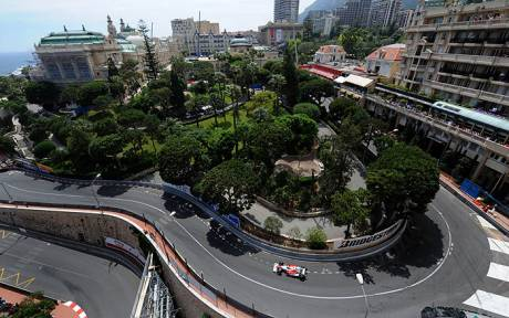 Statistics Monaco Grand Prix of 2008