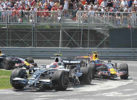 Statistics Canadian Grand Prix of 2008