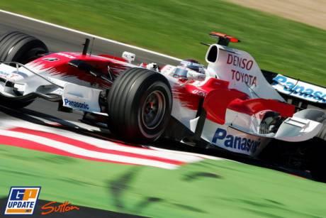 Jarno Trulli (Toyota F1 Team)
