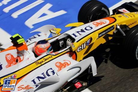 Nelson Piquet Jr. (Renault F1 Team)