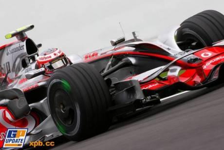 McLaren Mercedes (MP4-23), Heikki Kovalainen