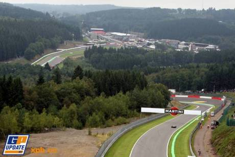 Circuit de Spa-Francorchamps, Overview