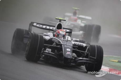 Kazuki Nakajima, Williams F1 Team (FW30)