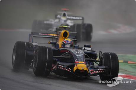 Mark Webber, Red Bull Racing (RB4)