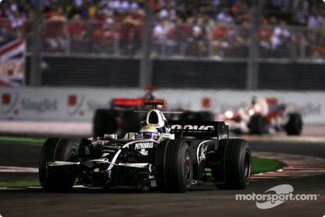 Nico Rosberg, WilliamsF1 Team (FW30)