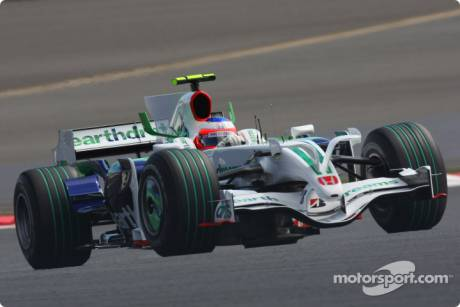 Rubens Barrichello, Honda Racing F1 Team (RA108)