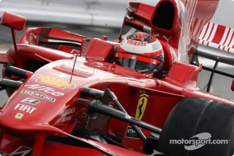 Kimi Raikkonen, Scuderia Ferrari (F2008)