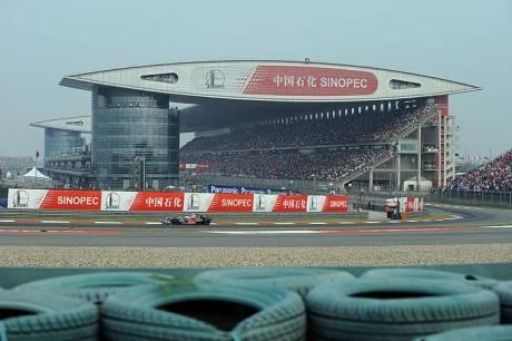 3° GP - Gran Premio de China, Shangahi Race17_statistics