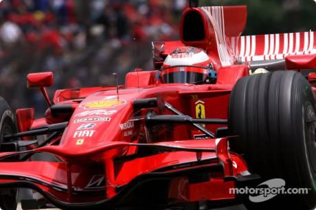 Scuderia Ferrari, F2008, Kimi Raikkonen