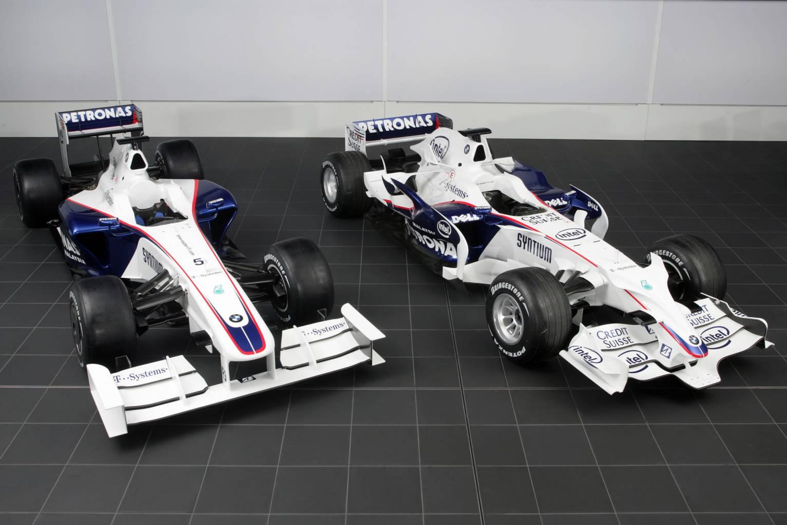 BMW F1 BMW Sauber (2007)