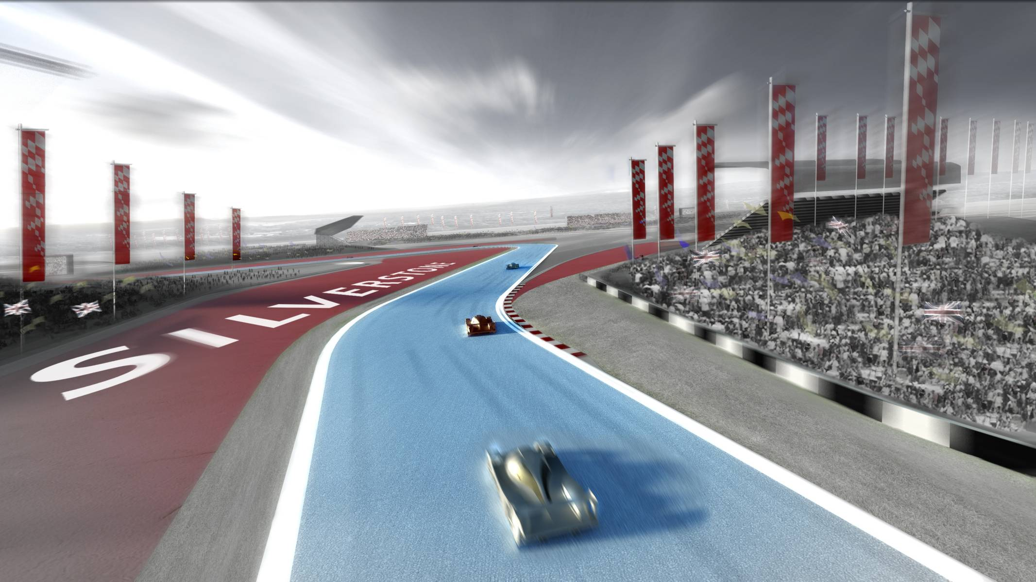 Silverstone unveils dynamic modifications to circuit layout ...