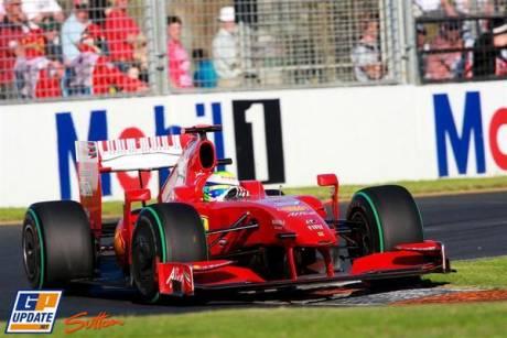 Scuderia Ferrari, F60, Felipe Massa