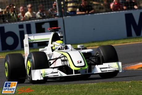 Brawn GP, BGP001, Jenson Button