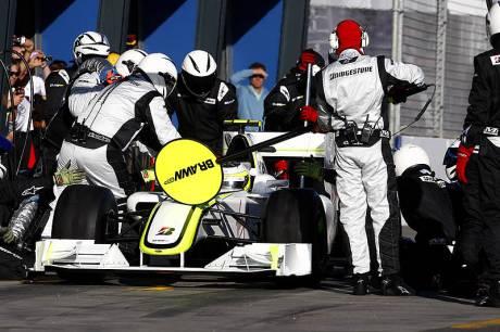 Statistics Australian Grand Prix of 2009