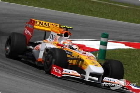 Nelson A. Piquet, Renault F1 Team, F29