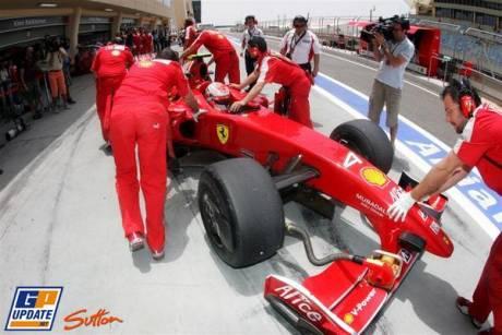 Scuderia Ferrari, F60, Kimi Raikkonen