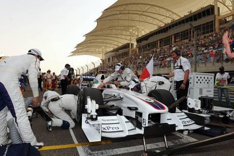 Statistics Bahrain Grand Prix of 2009