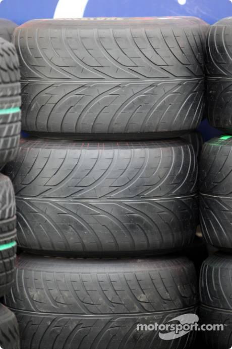 Bridgestone Intermediate Tyres