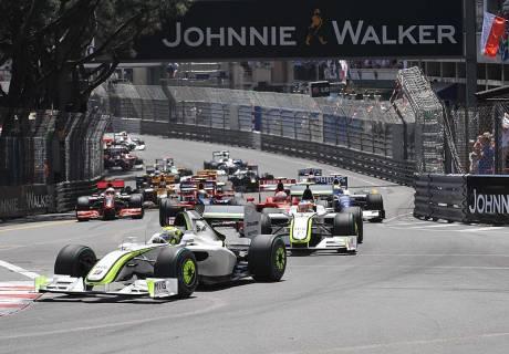 Statistics Monaco Grand Prix of 2009
