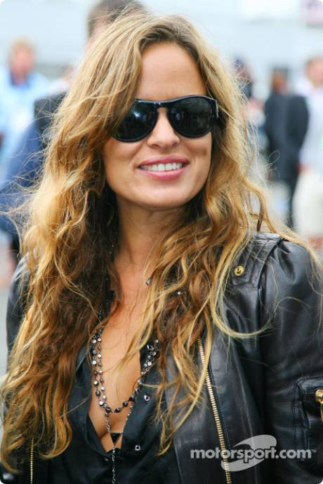 Jade Jagger, daughter of Mick Jagger