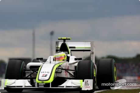 Rubens Barrichello, Brawn GP F1 Team, BGP001