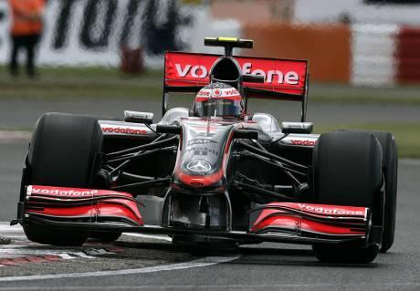 Statistics British Grand Prix of 2009