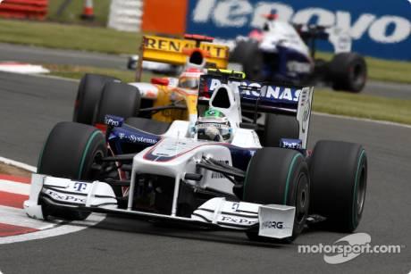 Nick Heidfeld (BMW Sauber F1 Team, F1.09)