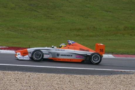 A picture of the Formula BMW Europe