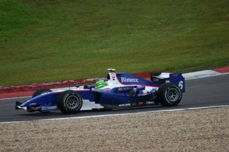 A picture of the GP2 Series