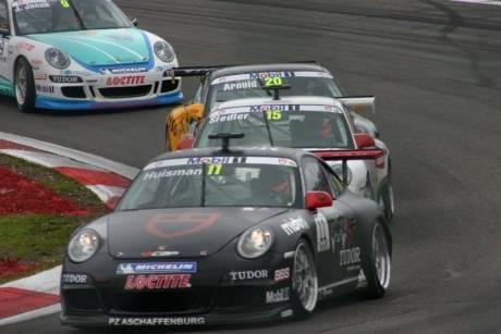 A picture of the Porsche Mobil 1 Supercup