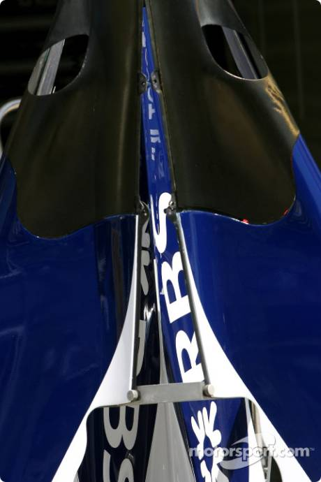 Williams F1 Team Engine Cover