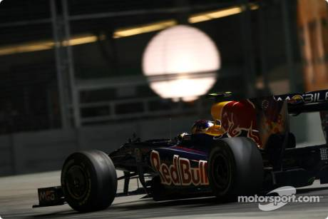 Sebastian Vettel, Red Bull Racing, RB5