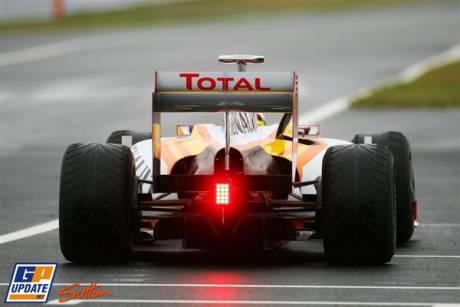 Renault F1 Team, R29
