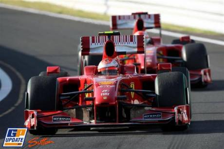 Kimi Raikkonen, Giancarlo Fisichella, Scuderia Ferrari, F60