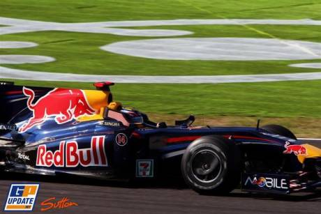 Mark Webber, Red Bull Racing, RB5