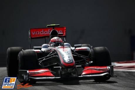 McLaren Mercedes, MP4-24, Heikki Kovalainen