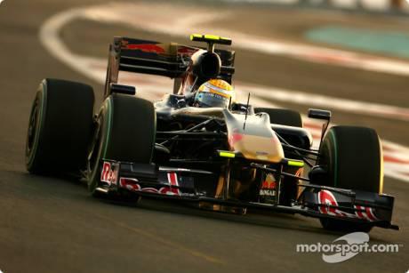 Sebastien Buemi, Scuderia Toro Rosso, STR4