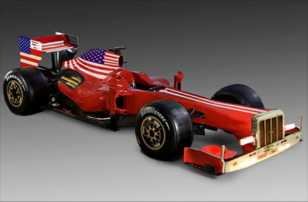 Will US F1 Team be the World Champion of 2010?