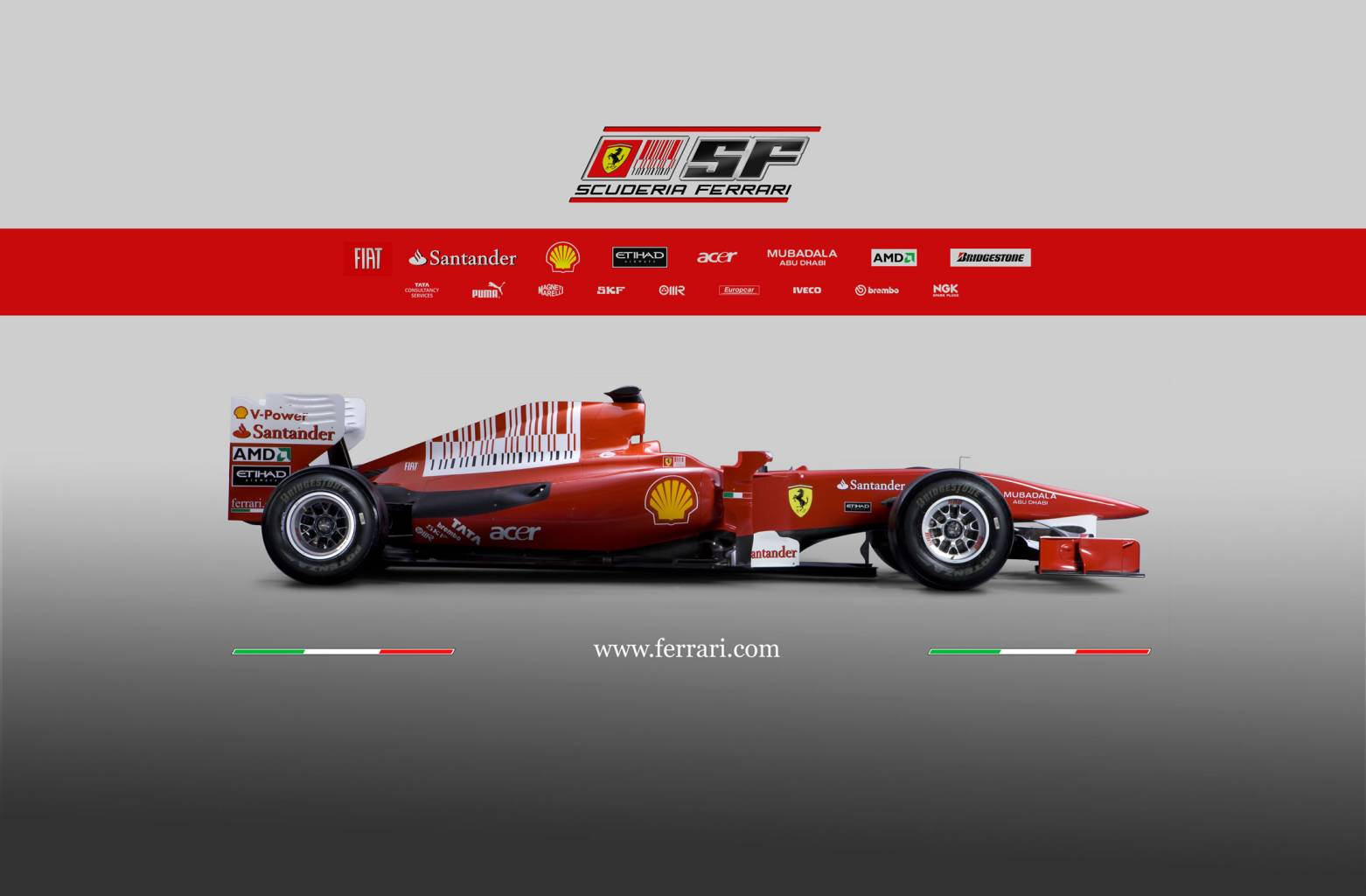 Ferrari Scuderia - Photos