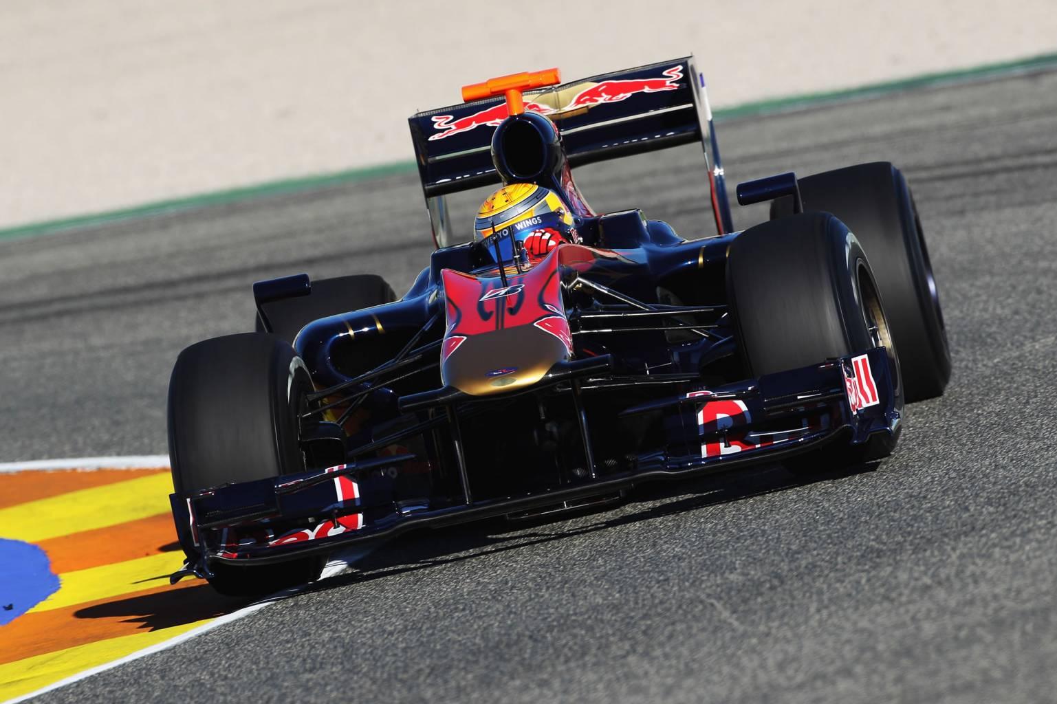 Presentation Scuderia Toro Rosso Str5
